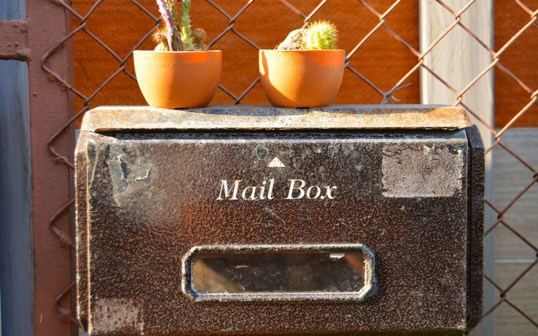 Une adresse mail professionnelle